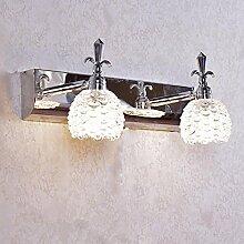 Mode LED Spiegel-Leuchte Schlafzimmer Make-up-Licht Bad