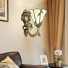 Mode Moderne Europäische Tiffany Wandlampe