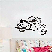 Mode Motorrad Wandkunst Aufkleber Für Kinder