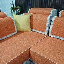 Mode Stoff Sofa Handtuch/ Slip Sofa Handtuch-A 60x60cm(24x24inch)