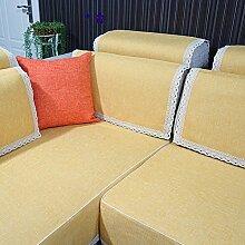 Mode Stoff Sofa Handtuch/ Slip Sofa Handtuch-B 70x160cm(28x63inch)