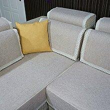 Mode Stoff Sofa Handtuch/ Slip Sofa Handtuch-D 50x50cm(20x20inch)