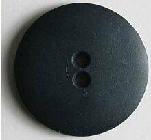 Modeknopf - Größe: 13mm - Farbe: dunkelblau