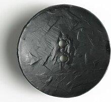 Modeknopf - Größe: 60mm - Farbe: schwarz