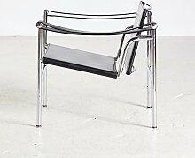 Modell LC1 Bauhaus Röhrensessel von Le Corbusier,