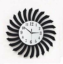 Modern/antik Avantgarde Mode kreativ einfach im europäischen Stil Wohnzimmer Silent Wall Clock Watch
