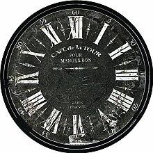 Modern/antik Europäische Retro Fashion Retro Bar in britischem Stil Uhr , 5.