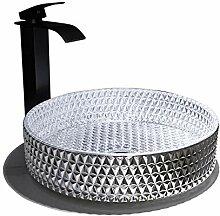 Modern Aufsatzwaschbecken Rund Handwaschbecken