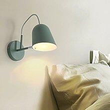 Modern Design Wandleuchte Grün Wandlampe Aus