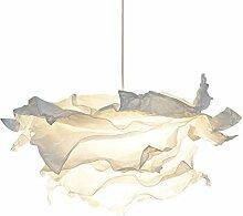 Modern DIY Pendelleuchte Papier Lampenschirm