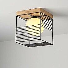 Modern Einfach Deckenleuchte Deckenlampe Flurlampe