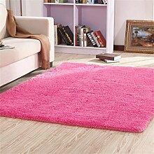 Modern Einfachheit Rechteck Teppich Wohnzimmer Matte Couchtisch Schlafzimmer Decke Bedside Pad Teppich ( größe : 160*200cm )