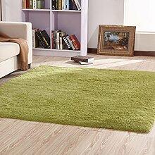Modern Einfachheit Rechteck Teppich Wohnzimmer Matte Couchtisch Schlafzimmer Decke Bedside Pad Teppich ( größe : 120*200cm )
