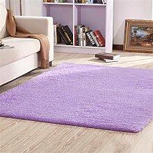 Modern Einfachheit Rechteck Teppich Wohnzimmer Matte Couchtisch Schlafzimmer Decke Bedside Pad Teppich ( größe : 140*200cm )