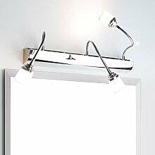 Modern Einstellbar Drehen LED Edelstahl