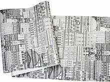 Modern fashion wallpaper Einzelnen straßenansicht burg tapete Schlafzimmer wohnzimmer kinderzimmer schlafzimmer tapete-A