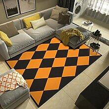 Modern Geometric Pattern Area Teppich Teppich Pad