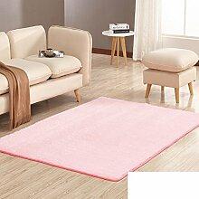 Modern gepolstert Seide und Wolle Teppiche/Waschbar Teppich/Wohnzimmer Schlafzimmer Teppich/ Coffee Table von Bett-Teppich-H 100x160cm(39x63inch)