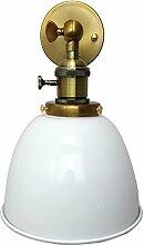 Modern Industrielle Metall Retro Einzel Wandlampe