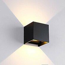 Modern kreative LED Innen / Außen Wandleuchte