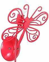 Modern Kreative Wandleuchten Schmetterling Design