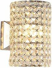 Modern Kristall-Wandleuchte,LED Kreative Wandlampe