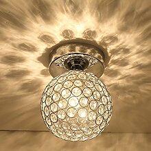 Modern LED Crystal Deckenleuchte, MOTENT