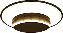 Modern LED Deckenleuchte Dimmbar mit Fernbedienung