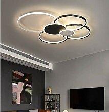 Modern LED Deckenleuchte Groß Wohnzimmerlampe