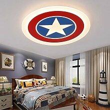 Modern LED Deckenleuchte Kreative Pentagram form