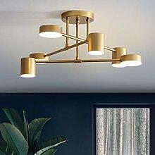 Modern LED Deckenleuchte Wohnzimmerlampe