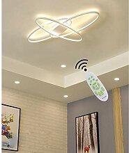 Modern LED Deckenleuchte Wohnzimmerlampe Dimmbar