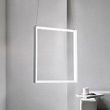 Modern LED Pendelleuchte Dimmbar Fernbedienung