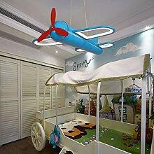 Modern LED Pendelleuchten Flugzeuge Kunst Design
