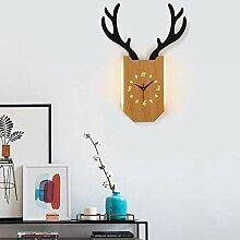 Modern LED Wandleuchte Hirschkopf Designerlampe