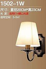 Modern LED Wandleuchte Kreative Retro Wandleuchte