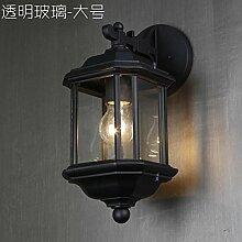 Modern LED Wandleuchte Platz im freien wandleuchte