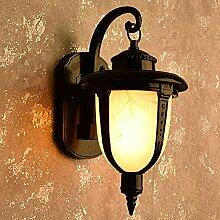 Modern LED Wandleuchte Vintage Retro Café Loft