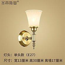 Modern LED Wandleuchte Wandlampe innen