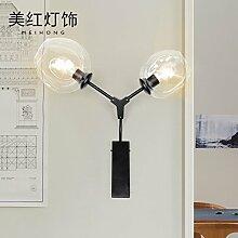 Modern LED Wandleuchte Wandlampe kreative