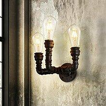 Modern LED Wandleuchte Wind-Rohrrestaurantgang der