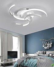 Modern LEDSchlafzimmer Deckenleuchte Dimmbar Kunst