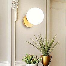 Modern minimalistisch Wandlampe Innen-