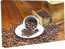 Modern Picture Kaffee Bild Kaffeebohnen Espresso