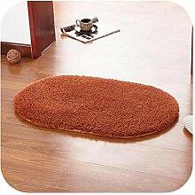 Modern Schlafzimmer Teppich Oval Teppich