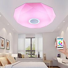 Modern Smart Home 24W RGB LED Deckenleuchte