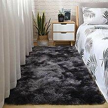 Modern Teppich Langflor Hochflor Teppich Super