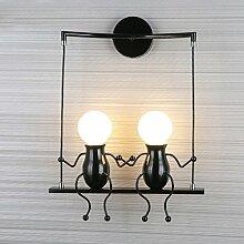 Modern Wandleuchte Kreativ Einfachheit Design