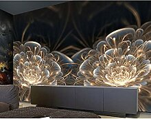 Moderne 3D-Wandtapete für Hotel, Restaurant,