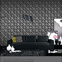 Moderne abstrakte Tapete für Wände rollen
